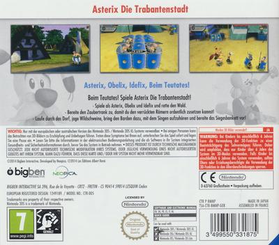 3DS backM (BMNP)