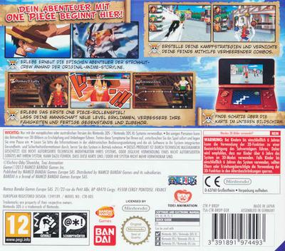 3DS backM (BRDP)