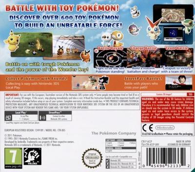 Super Pokémon Rumble 3DS backM (ACCP)