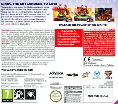 Skylanders Giants 3DS backM (AG6P)