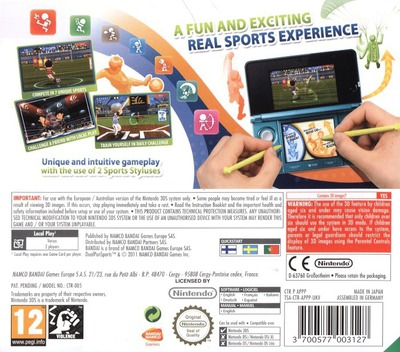 DualPenSports 3DS backM (APPP)