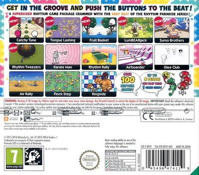 Rhythm Paradise Megamix 3DS backM (BPJP)