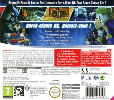 3DS backM (ALBF)