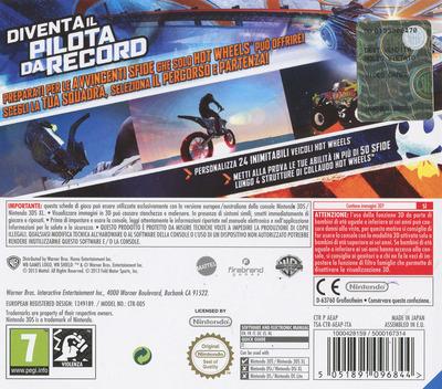 3DS backM (AEAP)
