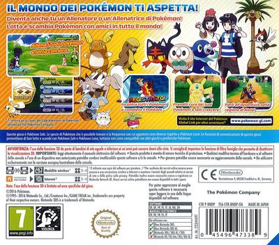 3DS backM (BNDP)