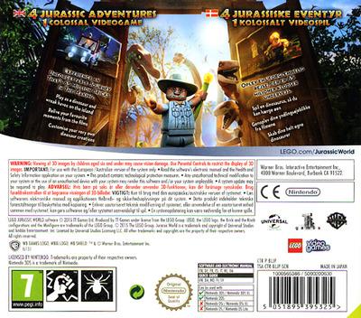 3DS backM (BLJP)