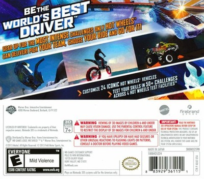 Hot Wheels - World's Best Driver 3DS backM (AEAE)