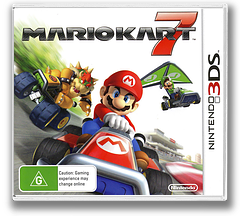 Mario Kart 7 3DS cover (AMKP)