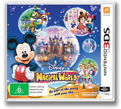 Disney Magical World 3DS cover (AMQP)
