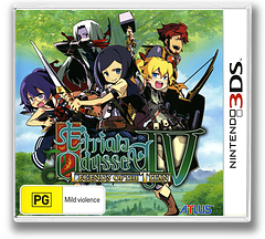 Etrian Odyssey IV - Legends of the Titan 3DS cover (ASJP)