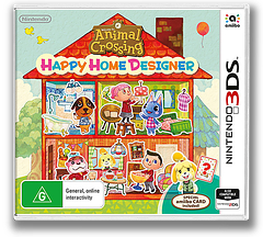 Animal Crossing - Happy Home Designer 3DS cover (EDHP)