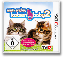 Purr Pals - Purrfection 3DS cover (AP6P)