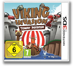 Viking Invasion 2 - Tower Defense 3DS cover (AVKP)