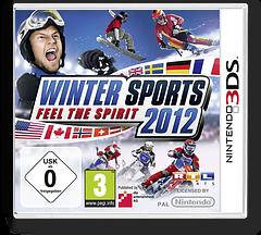 Winter Sports 2012 - Feel the Spirit 3DS cover (AWSP)