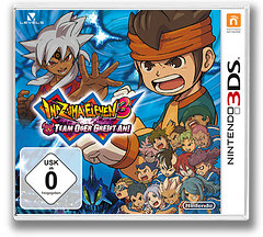 Inazuma Eleven 3 - Team Ogre Attacks! 3DS cover (AXGP)