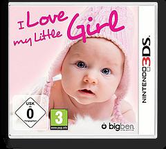 I Love My Little Girl 3DS cover (BLGP)