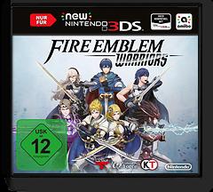 Fire Emblem Warriors New3DS cover (CFMP)