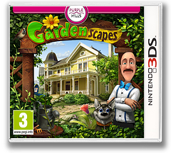 Gardenscapes 3DS cover (AG8P)
