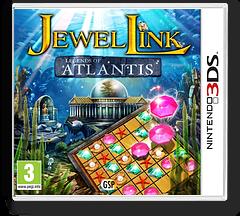Jewel Link - Legends of Atlantis 3DS cover (AJ5P)