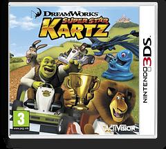 DreamWorks Super Star Kartz 3DS cover (AKZP)