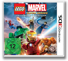 LEGO Marvel Super Heroes - Universe in Peril 3DS cover (AL5D)