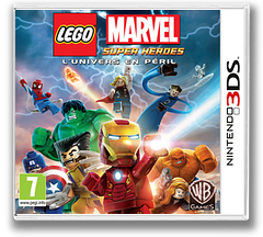 LEGO Marvel Super Heroes - Universe in Peril 3DS cover (AL5F)