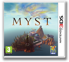 Myst 3DS cover (AM7P)
