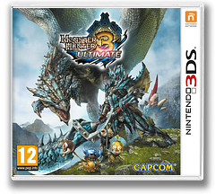 Monster Hunter 3 Ultimate 3DS cover (AMHP)