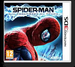Spider-Man - Aux Frontieres du Temps 3DS cover (AS7F)