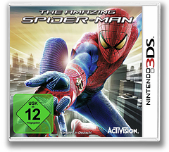 The Amazing Spider-Man 3DS cover (AS8D)