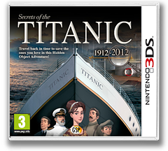 Secrets of the Titanic 3DS cover (ASEP)