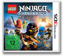 LEGO Ninjago - Shadow of Ronin 3DS cover (BLSZ)