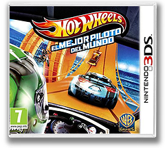Hot Wheels - World's Best Driver 3DS cover (AEAP)