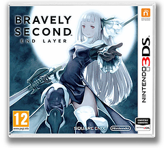 Bravely Second: End Layer 3DS cover (BSED)