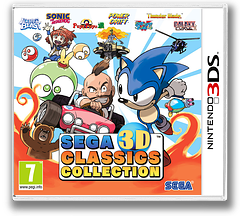 SEGA 3D Classics Collection 3DS cover (AK3P)