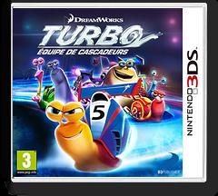 Turbo - Super Stunt Squad pochette 3DS (AANP)