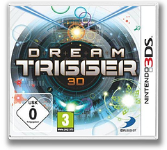 Dream Trigger 3D pochette 3DS (ADTP)