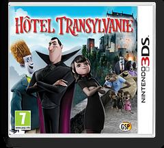 Hotel Transylvania pochette 3DS (AH8P)