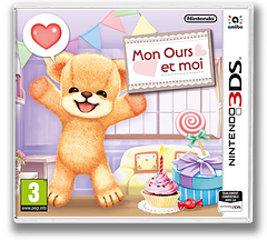 Teddy Together pochette 3DS (AKMP)