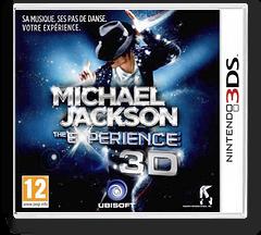 Michael Jackson - The Experience 3D pochette 3DS (AMJP)