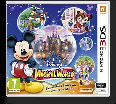 Disney Magical World pochette 3DS (AMQP)