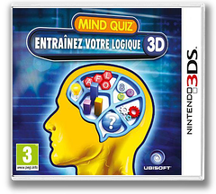 Puzzler Mind Gym 3D pochette 3DS (APUP)