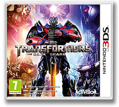 Transformers - Rise of the Dark Spark pochette 3DS (AYEP)