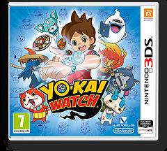 Yo-Kai Watch pochette 3DS (AYWP)