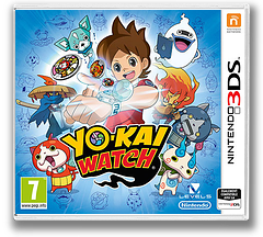 Yo-Kai Watch pochette 3DS (AYWZ)