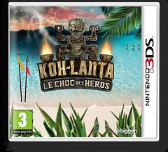Survivor Heroes pochette 3DS (BSHP)