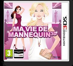 Top Model 3D pochette 3DS (BT2P)