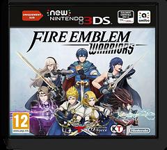 Fire Emblem Warriors pochette New3DS (CFMP)