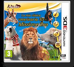 My Zoo - Vet Practice 3D 3DS cover (ATXP)