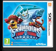 Skylanders Trap Team 3DS cover (BS9P)